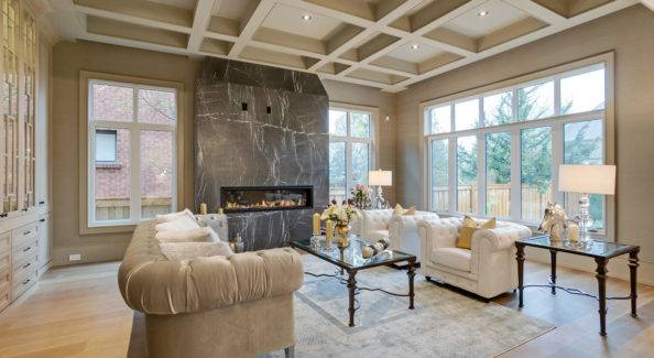 Interior Design Tips to Make Any Space in a Toronto Home Look Bigger