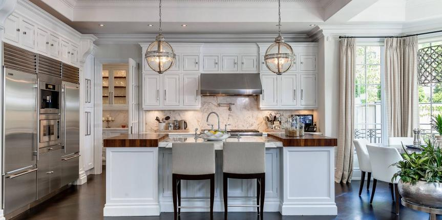 Home staging the kitchen of your dreams