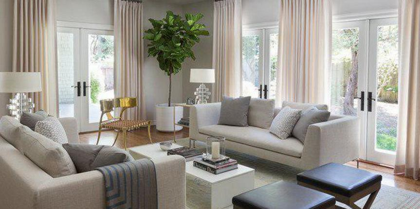 Home staging with neutral colors