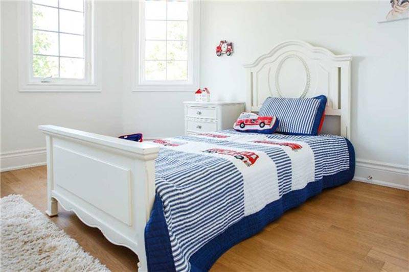 Bed Room staging