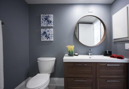 Toronto Home Stating Bathroom