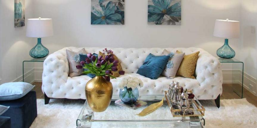 Luxury Toronto Home staging ideas to lighten and brighten your main floor