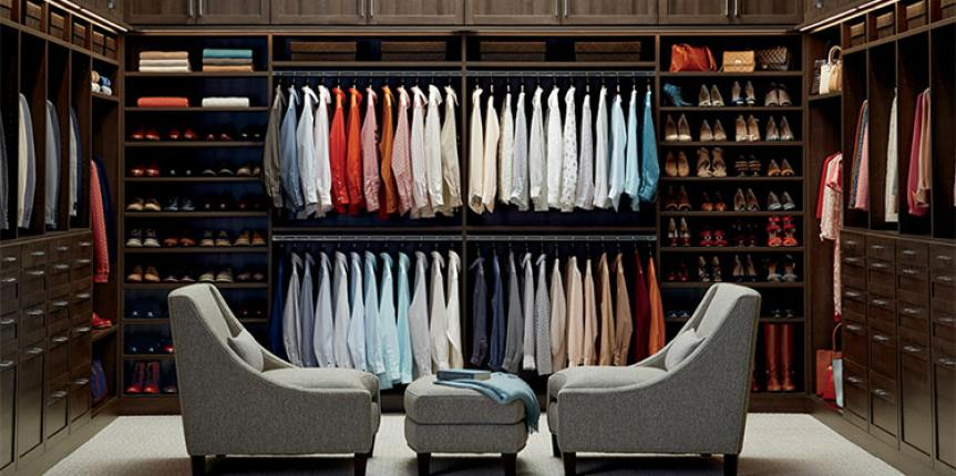 Closet Organization Will Sell Your Home Faster