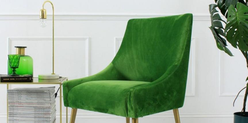 Home staging with seasonal spring décor trends