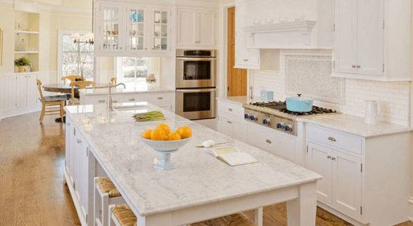 The Kitchen is the New Focal Point in Home Staging
